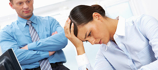 Unfair treatment and stress at work affect taste buds