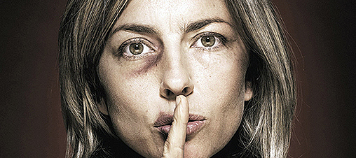 Domestic violence is associated with poor dental health